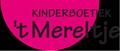 Kinderkleding 't Mereltje | Heinkenszand & Kapelle Mobile Retina Logo