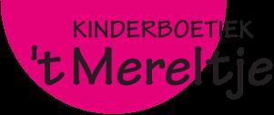 Kinderkleding 't Mereltje | Heinkenszand & Kapelle Sticky Logo
